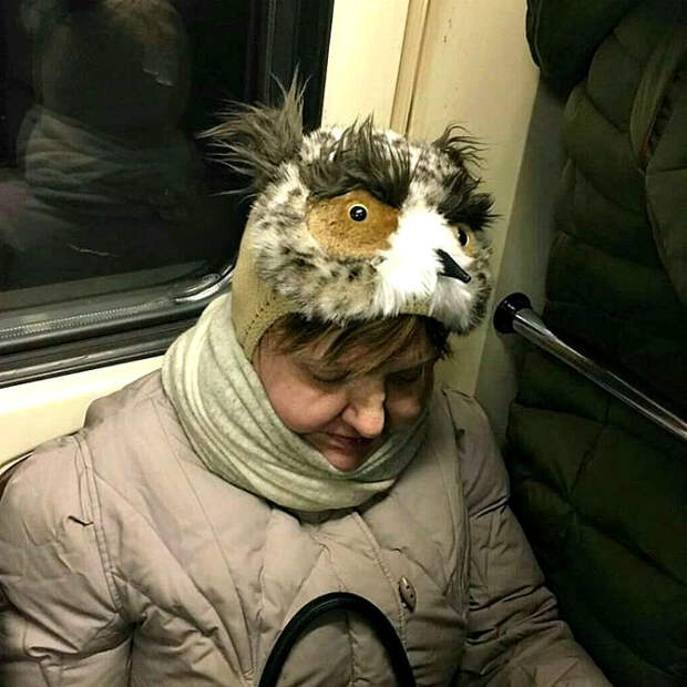 Тетушка сова.