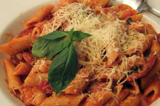5 хитростей поваров, делающих обычные макароны шедевром