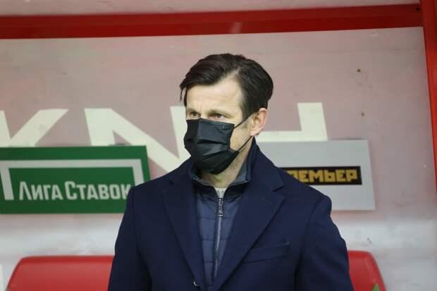 Сергей Семак: У меня в контракте написано – «Зенит» должен быть в ЛЧ