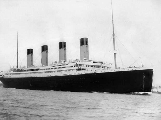 """Загадочное послание девочки с """"Титаника"""" озадачило ученых"""