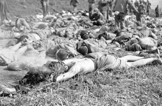 k41 0517 46 впечатляющих снимков Корейской войны