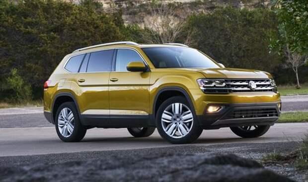 Volkswagen Teramont для России: подробности