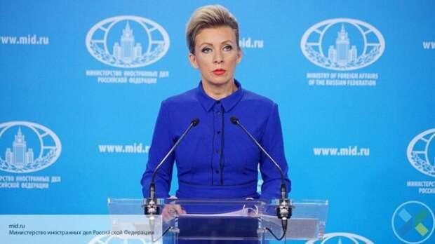 Захарова обвинила CNN в выдаче фото украинских танков за российские