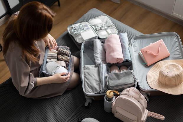 Эксперт раскрыла секреты правильной упаковки багажа
