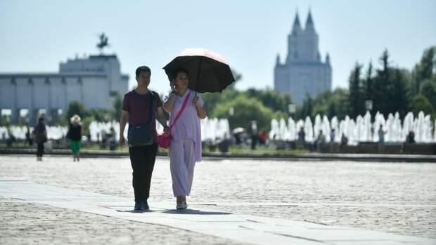 Температура воздуха в Европейской части России летом может превысить норму