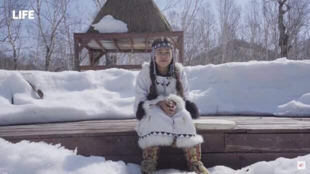 Видео: Ительмены — почему исчезают русские индейцы