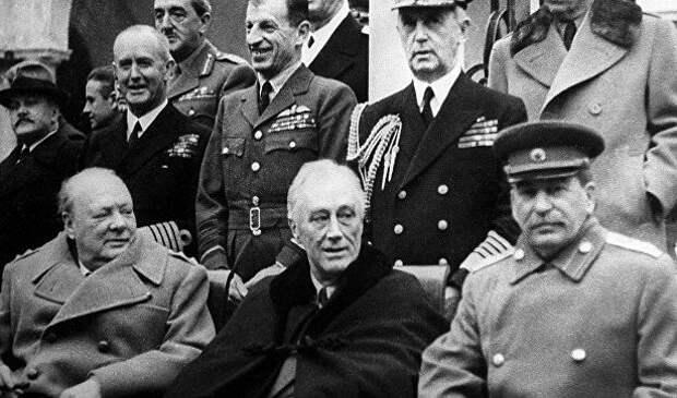Операция «Кроссворд»: предательский разворот наших англо-американских «союзников»