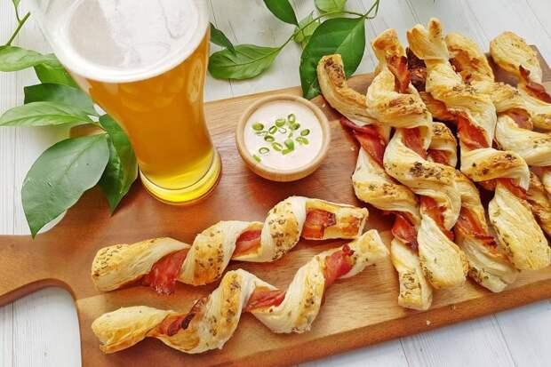 Как приготовить чипсы с беконом