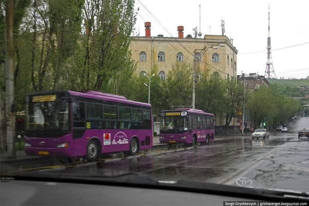Yerevan51 Фотопрогулка по Еревану