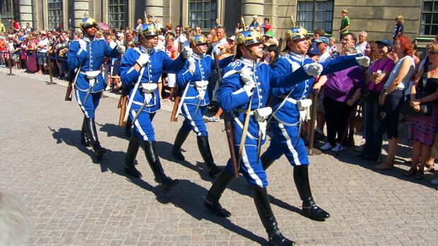Шведы объявили русским войну и получили диагноз