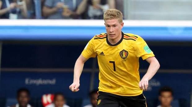 Бельгия обыграла Данию и первой из группы вышла в плей-офф Евро-2020