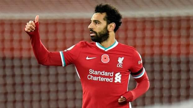 Мохамед Салах стал 2-м игроком АПЛ в этом сезоне, забившим 30 голов во всех турнирах