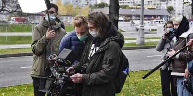 Собянин принял решение о поддержке начинающих кинорежиссеров