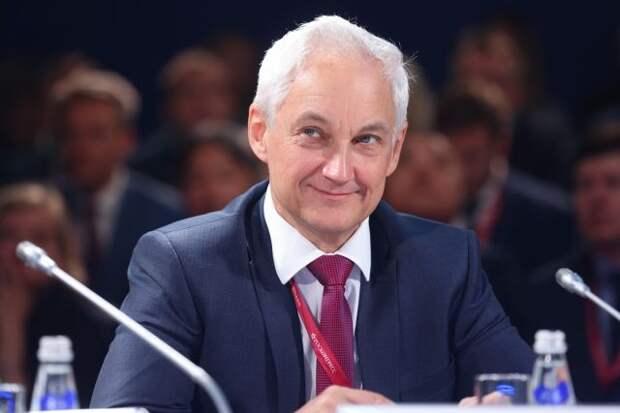 Белоусов объяснил решение о выведении доллара из ФНБ