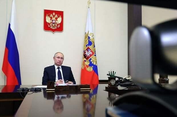Путин выразил надежду на восстановление иранской ядерной сделки