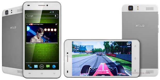 Xolo анонсировала 4-ядерный смартфон Q1200 с IPS-экраном