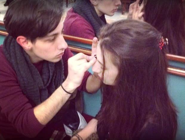 9 интересных фактов о визажисте Геворге: детство, ориентация и макияж
