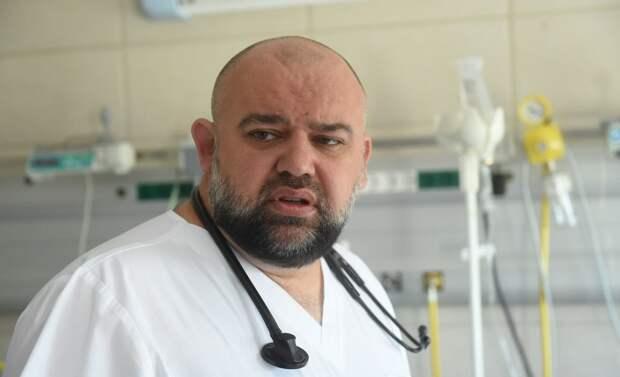 Денис Проценко рассказал, почему заболевают люди, получившие дозу вакцины