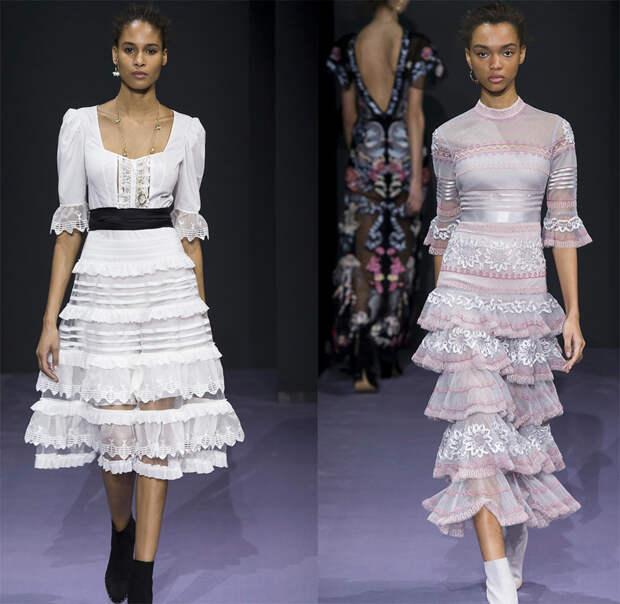 Нарядные платья Temperley London