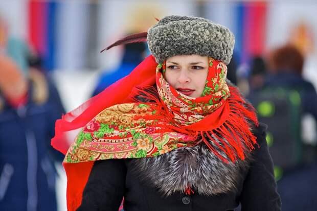 """""""Я себя не мыслю без России"""""""