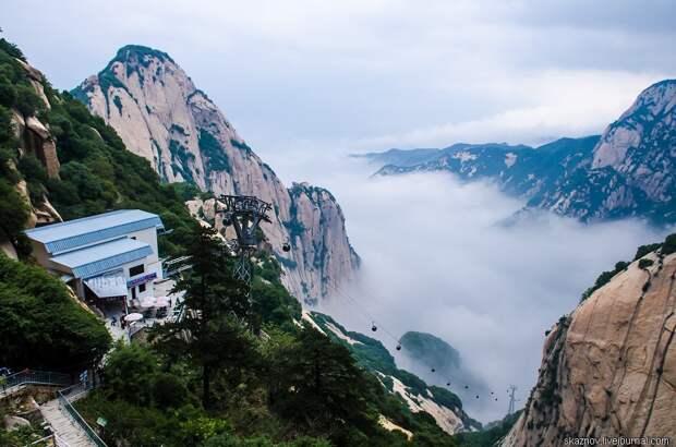 Гора Хуашань