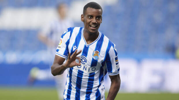 «Барселона» намерена подписать нападающего «Реал Сосьедада» Исака