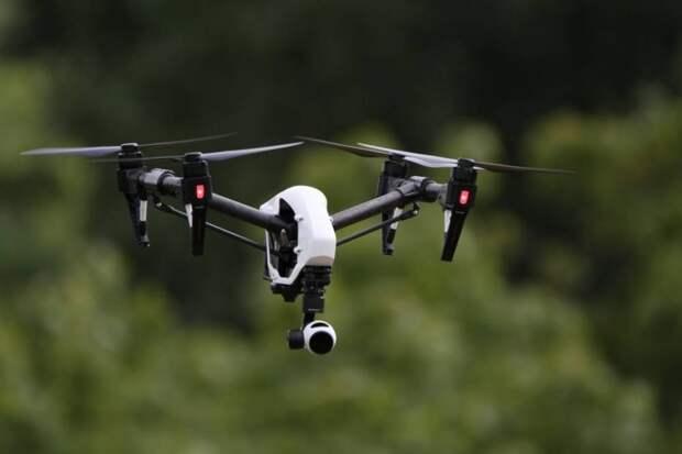 В России разработали умного дрона для охоты на борщевик
