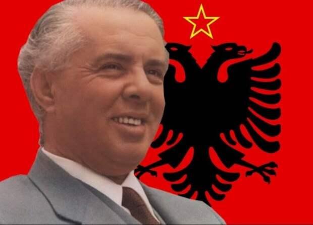 «Албанский Сталин»: почему его имя замалчивают