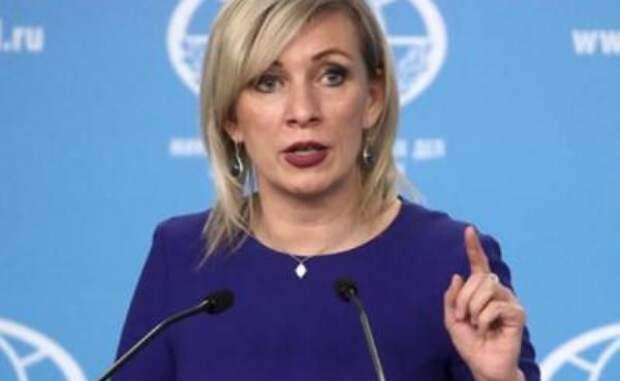 Захарова: Альтернативы мирному урегулированию вКарабахе несуществует