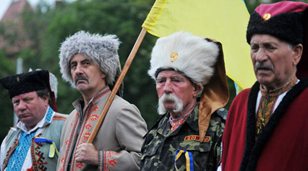 Деревня большого города. Как культура Украины становится посмешищем