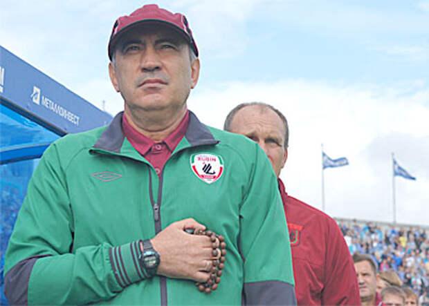Семин предложил Бердыеву возглавить сборную России