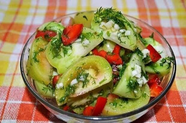 Рецепт вкусных, тверденьких маринованных помидор дольками на зиму
