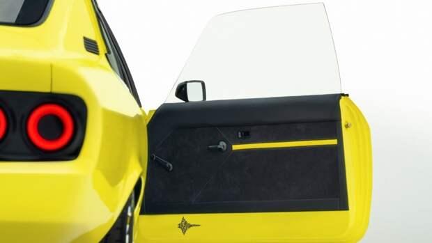 Немецкий Opel презентовал обновленный Manta 70-х годов
