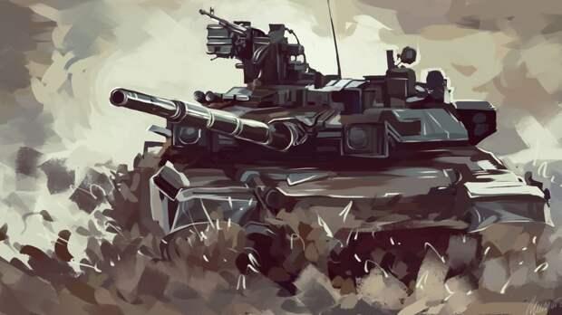 «Ночной кошмар НАТО»: эксперт рассказал о превосходстве российских танковых сил