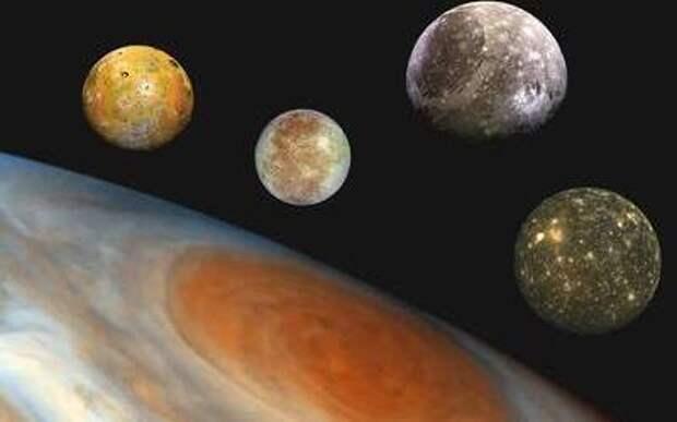 Астрономы: могут существовать газовые луны