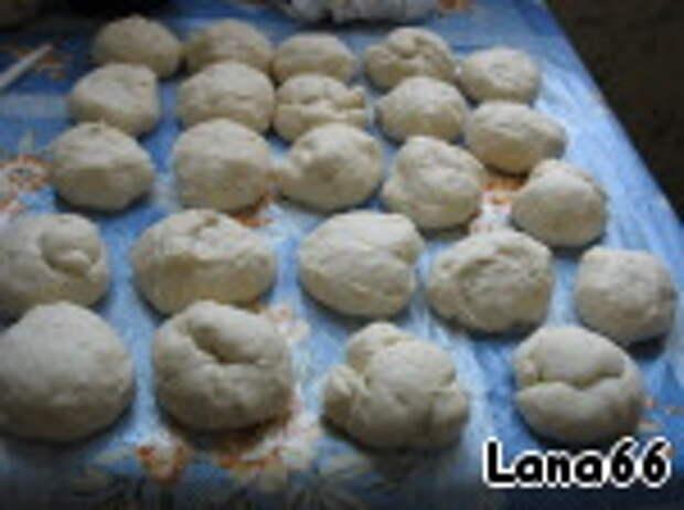 Пирожки на заварном дрожжевом тесте ингредиенты