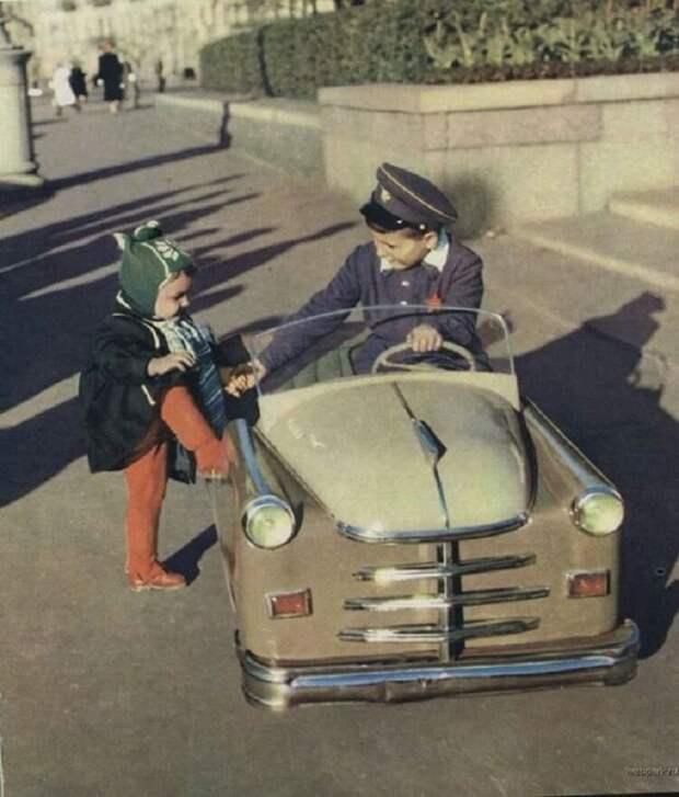 Родом из СССР! 19 снимков, которые напомнят о счастливом советском детстве…