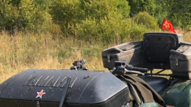 Полиция и волонтеры ищут пропавшего на квадроцикле бизнесмена под Омском