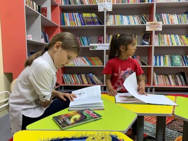 В рамках нацпроекта «Культура» модернизирована Асяновская сельская библиотека