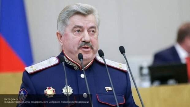 Водолацкий ответил Лукашенко на газовые претензии к России и напомнил о льготах Беларуси