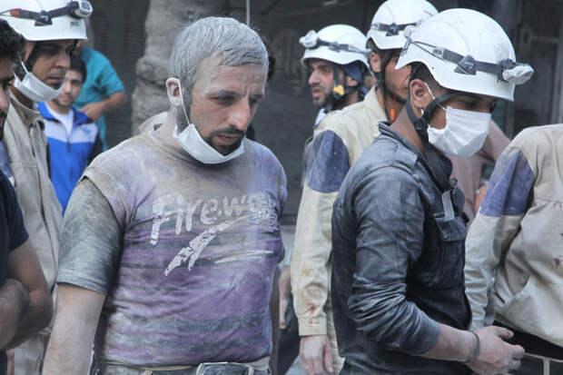 В Сирии готовится новая провокация с химоружием