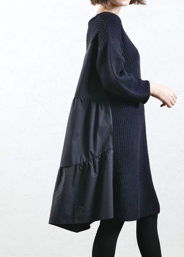 Платье размахайка