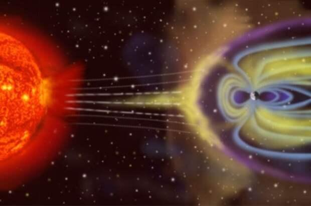 Ученые зафиксировали сильнейшую за два года магнитную бурю на Земле