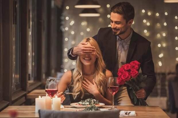 Настораживающие романтические поступки