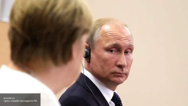России и Германии еще придется спасать Украину с Польшей после их заигрывания с США