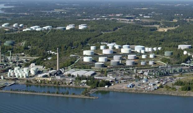 Финляндия сокращает закупки российской нефти врамках перехода кзеленой энергетике