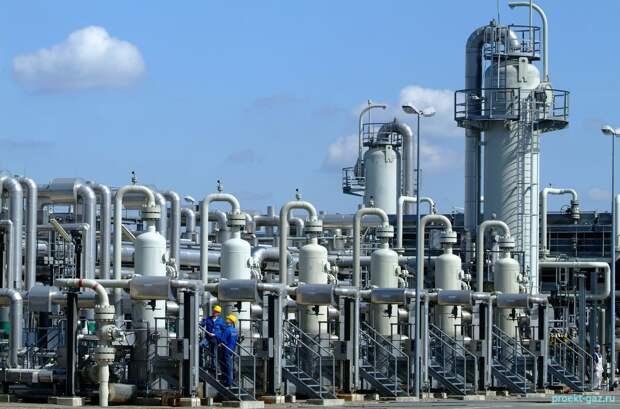 Украина определила нужный объем запасов газа в ПХГ к грядущей зиме