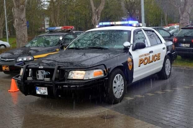 В США заместителя шерифа уволили после избиения афроамериканца