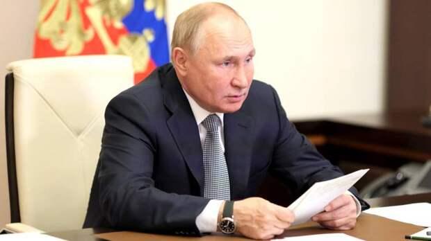 Речь Путина: безумие Запада и исторические аналогии