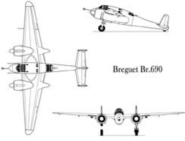 Breguet Br.690